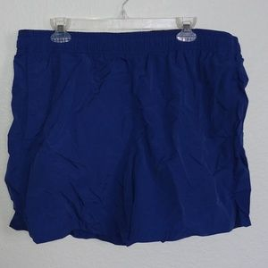 Mens XL ~ Merona ~ Swim Trunks blue Shorts